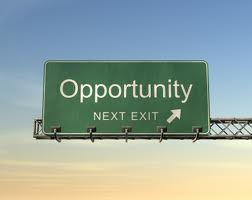 Opportunities Multiply as they are Seized!