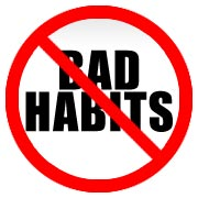 bad habits logo Can You Do Without One Of Your Bad Habits For A Day?