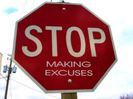 Quote Action by Florence Nightingale says No EXCUSES!