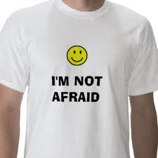 Do not be afraid! Great Quote by Elbert Hubbard