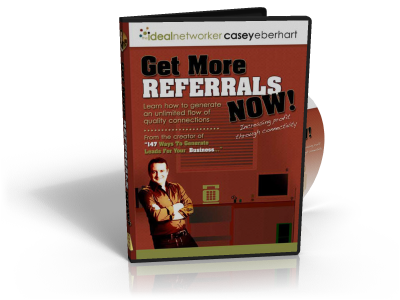Get More Referrals 3D Congratulations on your book purchase!